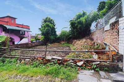 Land on sale in Sanepa