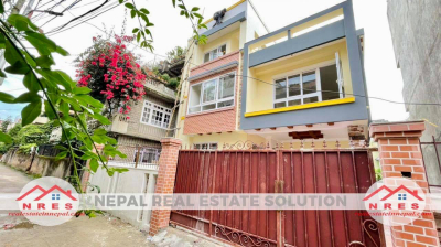 Brand new house for sale at Kusunti