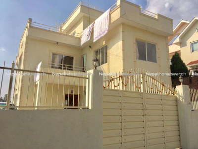 House on sale in Siddhartha Colony, Budhanilkantha