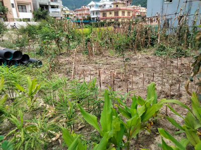 Residential land on sale at Rudreshwor