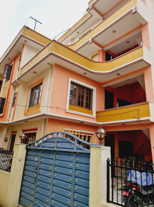 Brand new house on sale in Baluwakhani