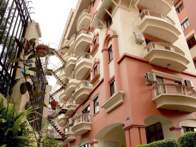 Apartment for rent in The Comfort Housing, Panipokhari