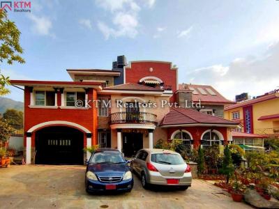 House for sale at Deuwa chwok, Budhanilkantha
