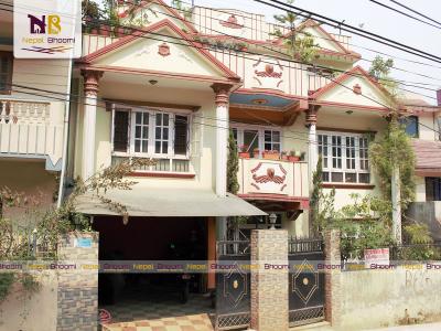 House on sale next to Siddhartha Bank, Dhaneshwor