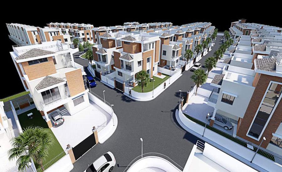 भैरहवामा बन्दैछ ४ अर्ब लगानीमा बोधी होम्स हाउजिङ, ३ सय घर निर्माण गरिने